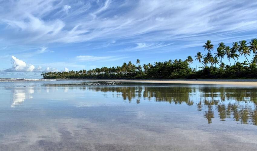 Passeio Ilha de Boipeba